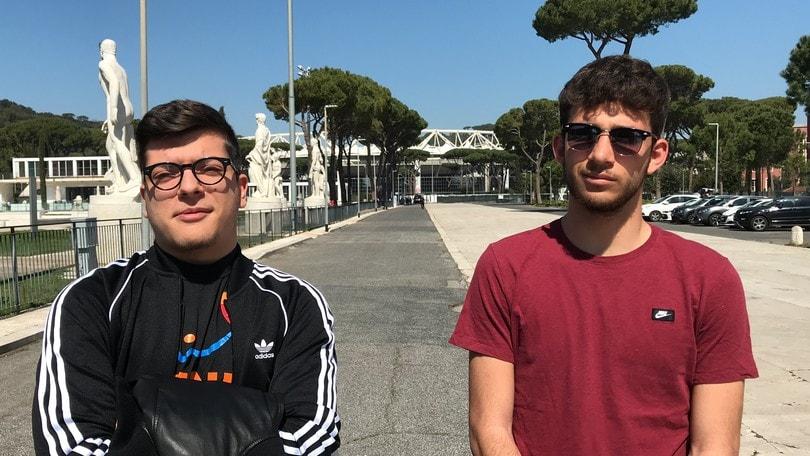 Roma-Napoli, i tifosi: «Azzurri forti, va bene il pari. Dzeko? È ancora grande»
