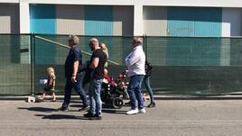 Roma-Napoli, crisi Olsen: tutta la famiglia all'Olimpico per sostenerlo