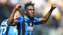 Tris Atalanta al Parma: Pasalic e un doppio Zapata lanciano la Dea