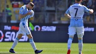 Ennesima sconfitta allo Stirpe per il Frosinone: esulta la Spal