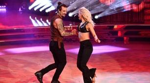 Osvaldo ballerino: che look in pista!