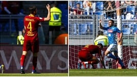 Serie A: troppo Napoli, crolla la Roma