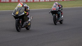 Moto3, Argentina: vince Masia, terzo Arbolino