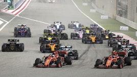 F1, Bahrain: Leclerc al comando, testacoda per Vettel