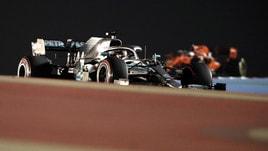 F1, Bahrain: vince Hamilton, Leclerc chiude terzo
