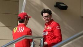 F1 Ferrari, Binotto: «Doppietta mancata, problemi di affidabilità»