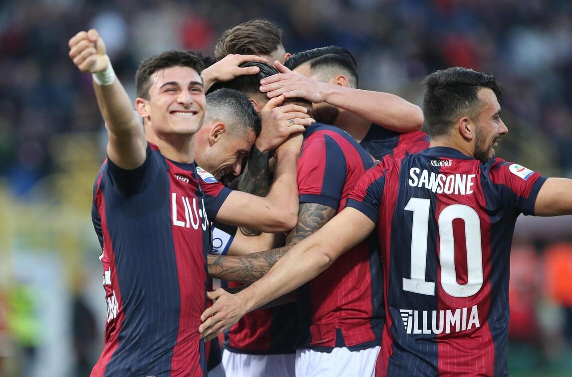 Destro fa impazzire il Bologna al 95'. Al Sassuolo non basta il pareggio nel recupero