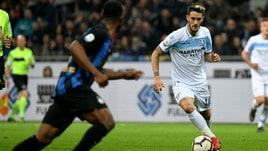 Serie A Inter-Lazio 0-1, il tabellino