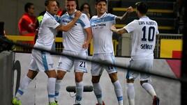 Non c'è Icardi, Milinkovic gela l'Inter e fa felice la Lazio