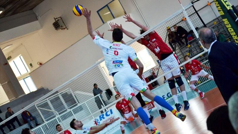 Volley: A2 Maschile, Girone Blu, di Cantù l'ultimo pass per i Play Off