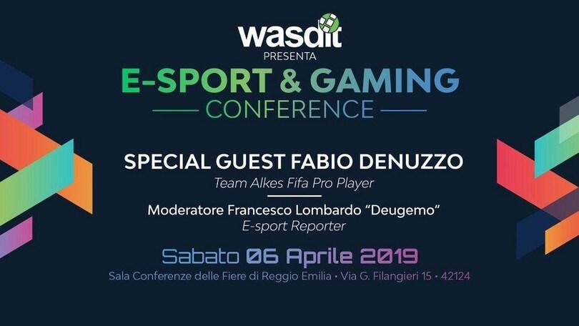 Esport & Gaming Conference: protagonista Fabio Denuzzo, proplayer di FIFA