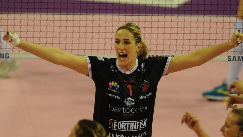 Volley: A2 Femminile, Pool Salvezza, Cutrofiano salva, giù Marsala, Roma e Olbia