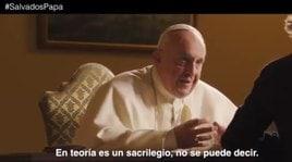 Il monito di Papa Francesco: «Sbagliato chiamare Messi Dio»