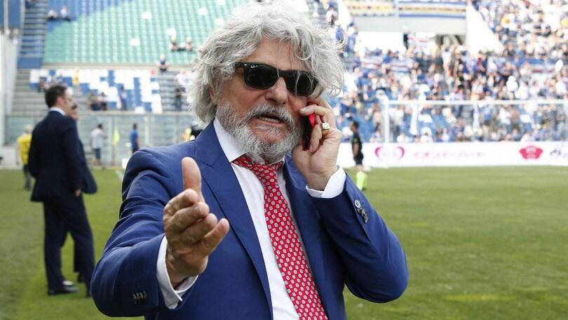 Sampdoria, ecco Ferrero: sta per raggiungere il ritiro
