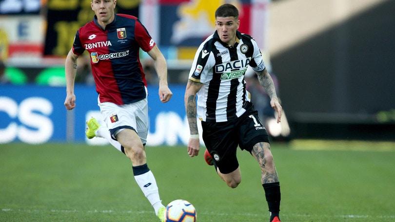 Rissa Genoa, ecco i calciatori coinvolti
