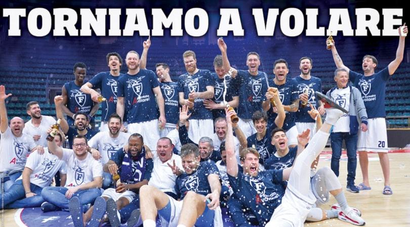 Poster Fortitudo Bologna