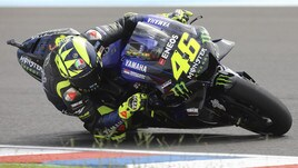 MotoGp: Rossi avanza, Marquez domina