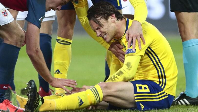 Serie A Sampdoria, recupero agonistico per Ekdal, Barreto e Caprari