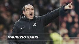 Italiani all'estero, che rimonta per Sarri!