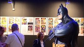 Batman spegne le candeline a Romics