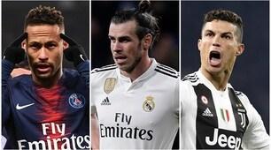 I 5 allenatori e i 5 giocatori che guadagnano di più nel calcio