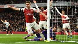Premier, l'Arsenal avvisa il Napoli: all'Emirates non si passa