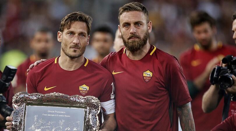 Diamo la Roma a Totti e De Rossi