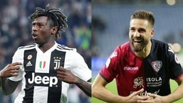 Diretta Cagliari-Juventus ore 21: formazioni ufficiali e dove vederla in tv
