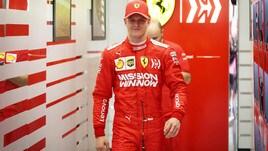 F1 test Bahrain: sesto tempo per Mick Schumacher