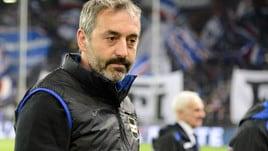 Serie A Sampdoria, Giampaolo: «Torino? Sarà decisiva per corsa Champions»