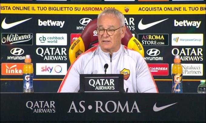 """Ranieri: """"Le sconfitte siano la benzina per reagire"""""""