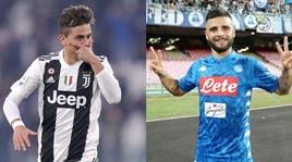 Cies, ecco i giocatori più costosi della Serie A per ogni club: in vetta c'è Dybala, secondo Insigne