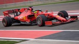 F1 test Bahrain: vola Mick Schumacher, chiude secondo!