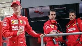 F1 Ferrari, Mick Schumacher: «Mi sono sentito a casa»