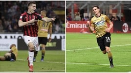 Il Milan non vince più: Lasagna risponde a Piatek