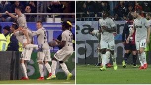 Juventus, Bonucci e Kean avviano il countdown Scudetto