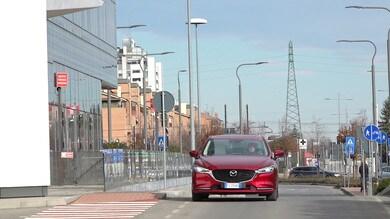 Nuova Mazda6: la prova su strada VIDEO