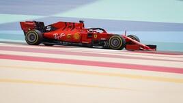 F1, test Bahrain: Vettel conduce nella prima parte