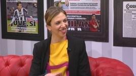 Barbara Chichiarelli: «Il boom del calcio femminile? Era ora!»