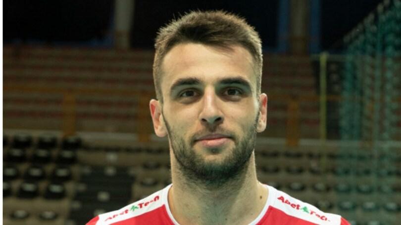 Volley: A2 Maschile, Macerata si rinforza con il bulgaro Valchev