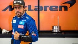F1 McLaren, Alonso: «Grandi miglioramenti sulla monoposto»