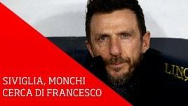 Monchi pensa a Di Francesco per il Siviglia