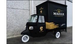 FuoriSalone 2019, Food Truck protagonisti con Maille e Tabasco