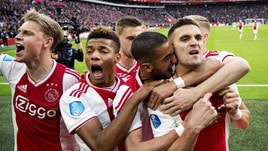 L'Ajax è in formato Champions: goleada all'Emmen