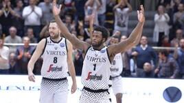 Basket, la Virtus Bologna vola alle Final Four di Champions League