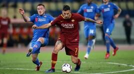 Serie A: Roma, pari con la Fiorentina. Inter, Icardi torna e segna. Lazio ko con la Spal