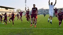 Serie C Fano-Fermana 2-0. Decidono Konate e Ferrante