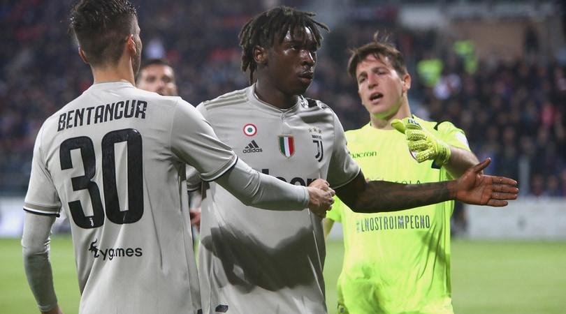 Juventus, Bonucci: 'Sono contro il razzismo'. Piccola frecciata a Kean: 'Avrei preferito...'