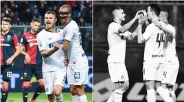 Icardi si riprende l'Inter: esultanza social e 5 a Perisic