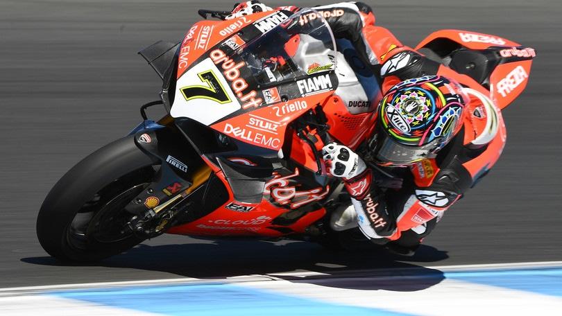 Superbike Ducati, Davies: «Aragon mi piace, ma non sarà facile»